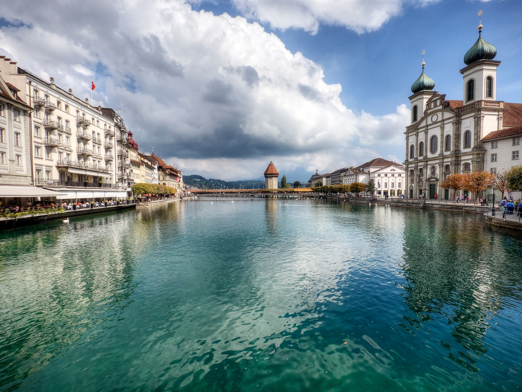 Hotel weisses kreuz boutique hotel luzern for Design boutique hotels schweiz