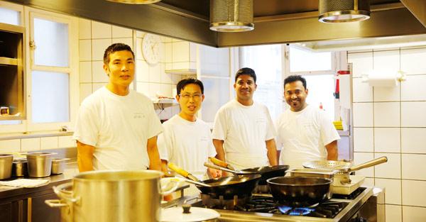 Küchen Team Litaipe